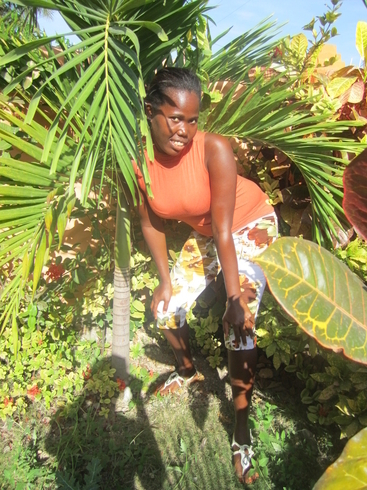 Знакомство С Доминиканкой